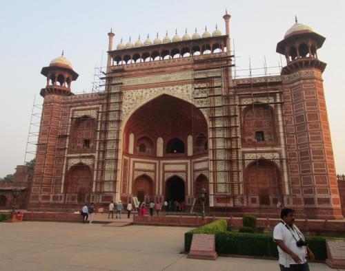 Taj Mahal - Gate