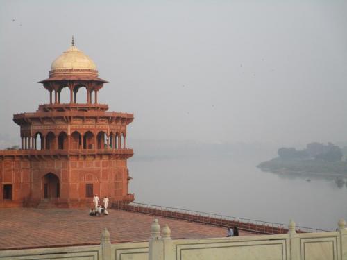 Taj Mahal - Mosque (I think)