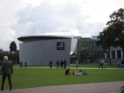 Van Gogh Museum. Don't know yet if I'll go.