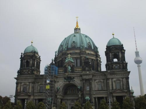 Again, the Berliner Dom. But now I know what it is.