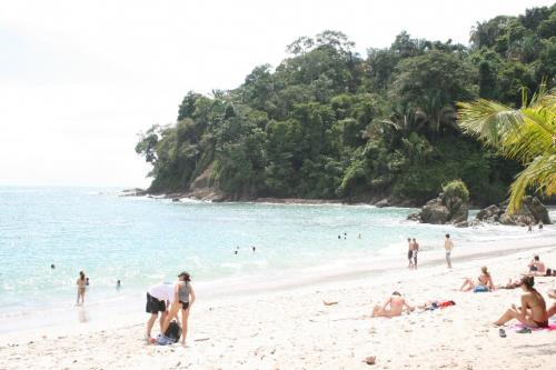 Beach by Manuel Antonio